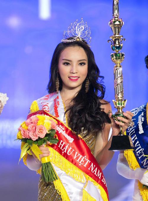 2 năm đăng quang đầy thị phi của hoa hậu Kỳ Duyên - 2