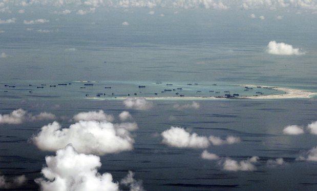 """Trung Quốc """"kêu"""" là nạn nhân trên Biển Đông - 1"""
