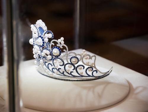 Bí mật thú vị về vương miện 2,2 tỷ của Hoa hậu VN 2016 - 4