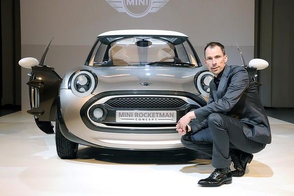 Giám đốc thiết kế của MINI rời BMW Group - 1