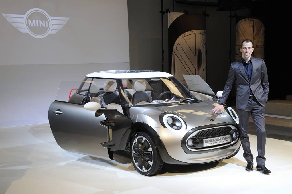 Giám đốc thiết kế của MINI rời BMW Group - 2