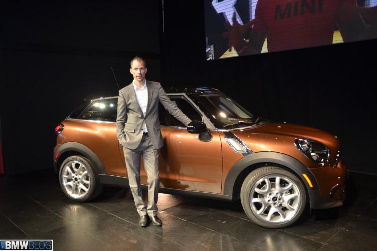 Giám đốc thiết kế của MINI rời BMW Group - 3