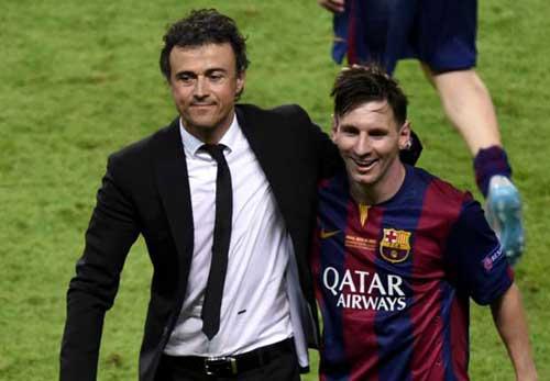 "Barca sắp ""chảy máu"": Làm sao thay Enrique, Messi - 1"