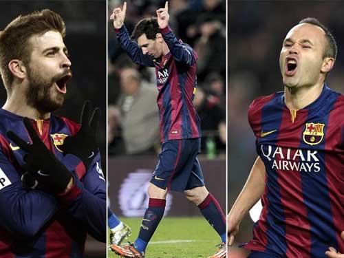 "Barca sắp ""chảy máu"": Làm sao thay Enrique, Messi - 2"