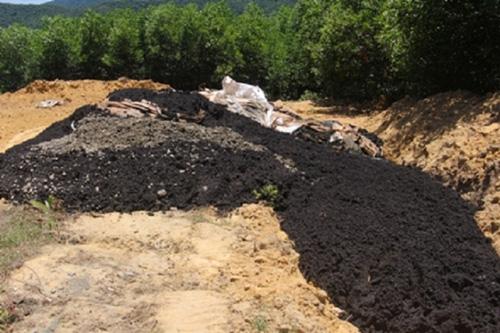 """""""Chất thải Formosa chôn lấp không độc hại, được cấp phép""""!? - 1"""