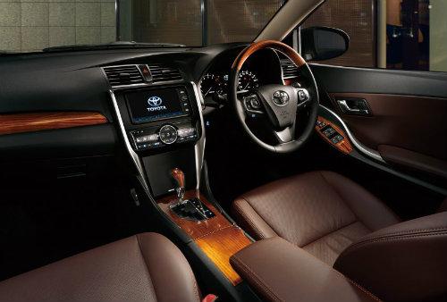 Toyota tung bộ đôi Allion và Premio mới đẹp như Camry - 3