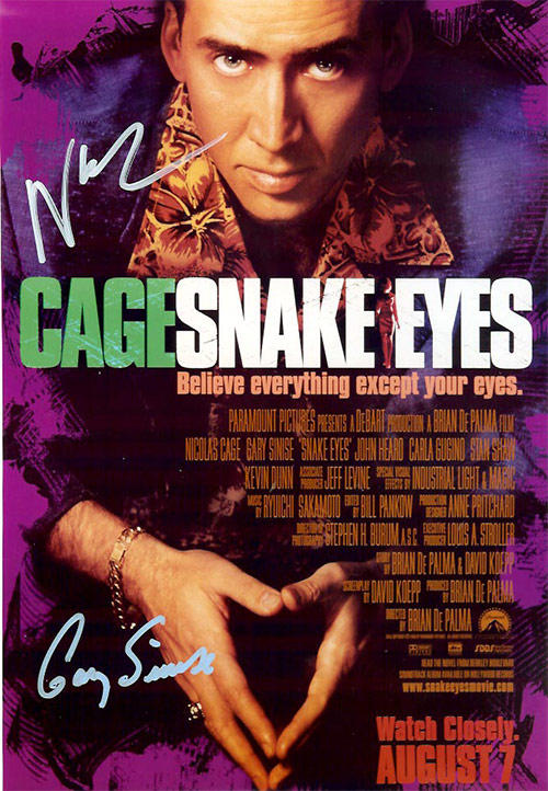 Trailer phim: Snake Eyes - 1