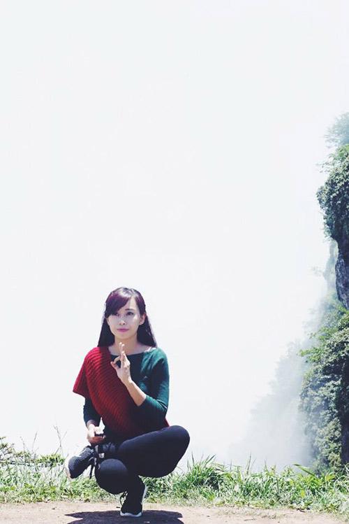 """Cô gái Việt mang yoga """"đi khắp thế gian"""" - 3"""
