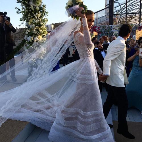 Tiệc cưới mơ ước của thiên thần nội y và đại gia Ai Cập - 2