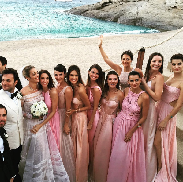 Tiệc cưới mơ ước của thiên thần nội y và đại gia Ai Cập - 4