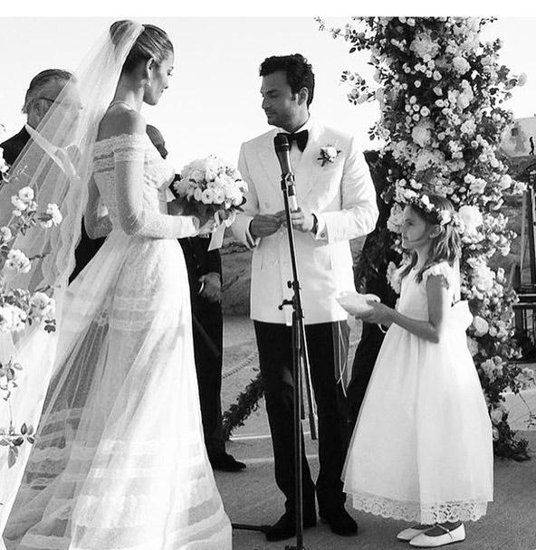 Tiệc cưới mơ ước của thiên thần nội y và đại gia Ai Cập - 8