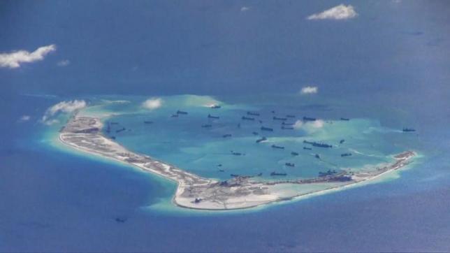 """Tòa quốc tế bác bỏ """"đường lưỡi bò"""" của TQ ở Biển Đông - 1"""