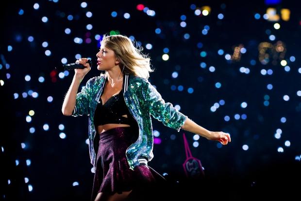 Taylor Swift kiếm tiền giỏi nhất thế giới với 170 triệu USD - 2