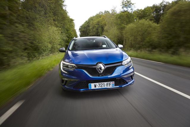 Renault Megane Estate mới lộ diện - 5