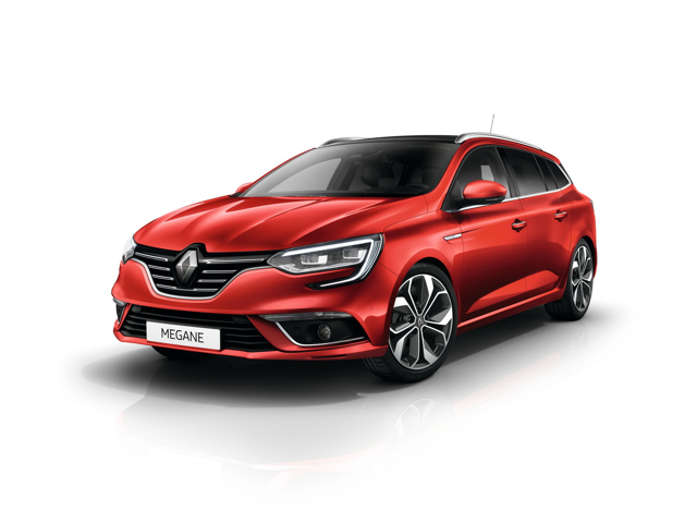 Renault Megane Estate mới lộ diện - 7