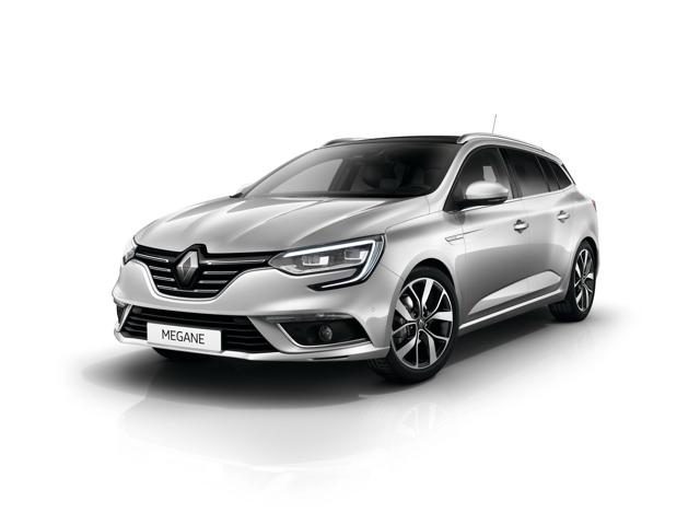 Renault Megane Estate mới lộ diện - 6