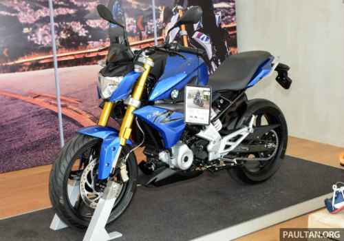 BMW Motorrad G310R đồng loạt phát giá - 1