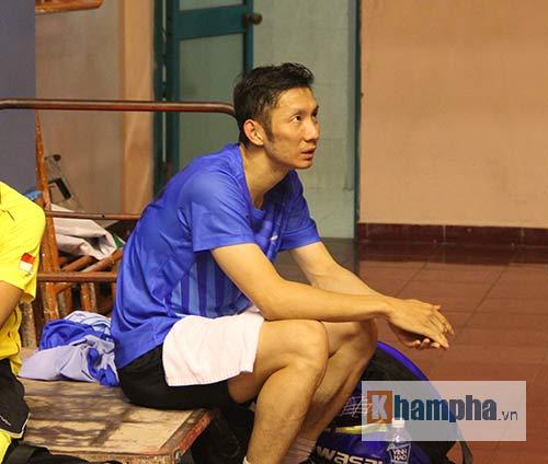 Tiến Minh dự giải đấu cuối trên sân nhà trước khi giải nghệ - 1
