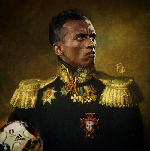 Ronaldo hóa đại tướng quân dũng mãnh sau Euro - 2