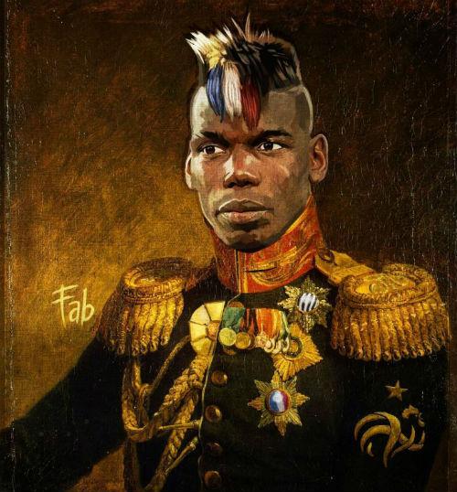 Ronaldo hóa đại tướng quân dũng mãnh sau Euro - 5