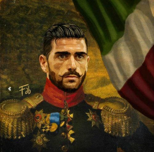 Ronaldo hóa đại tướng quân dũng mãnh sau Euro - 8