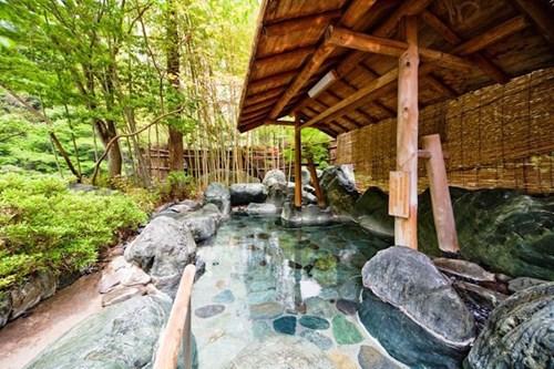 Bên trong khách sạn lâu đời nhất thế giới ở Nhật - 4