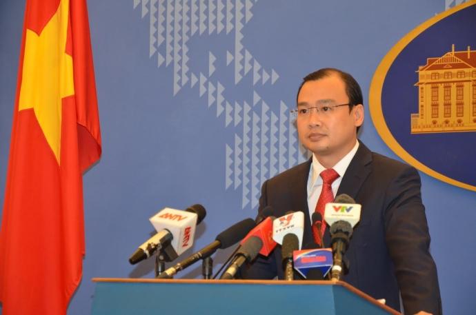 Phản ứng của Việt Nam khi Tòa phán quyết vụ kiện Biển Đông - 1