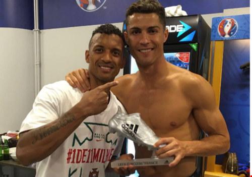 Ronaldo trở thành 'vua' của phương tiện truyền thông và mạng xã hội - 4