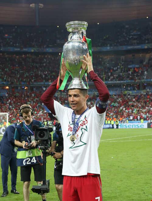 Ronaldo trở thành 'vua' của phương tiện truyền thông và mạng xã hội - 1
