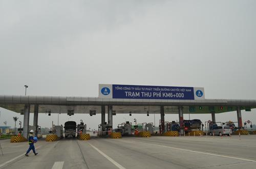 Đề xuất bỏ thu trạm phí cao tốc Cầu Giẽ - Ninh Bình - 1