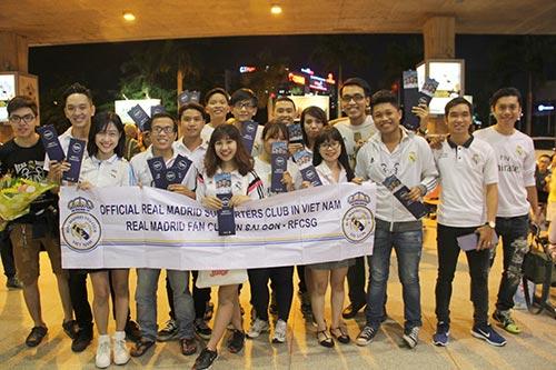 Huyền thoại Real Madrid tới Việt Nam mang theo thông điệp bất ngờ - 1