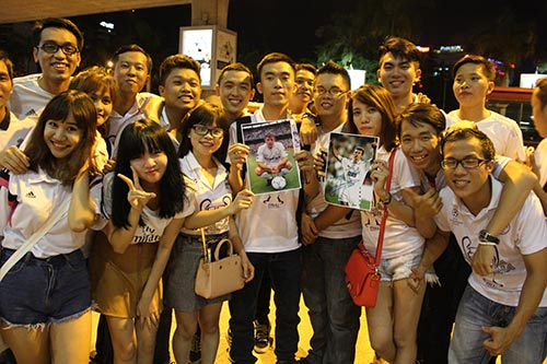 Huyền thoại Real Madrid tới Việt Nam mang theo thông điệp bất ngờ - 13