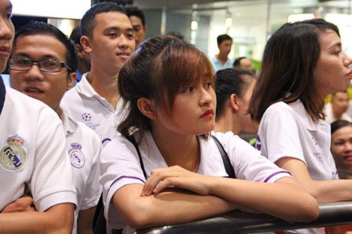 Huyền thoại Real Madrid tới Việt Nam mang theo thông điệp bất ngờ - 3