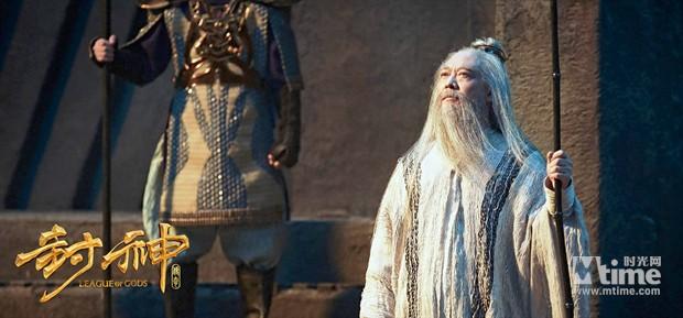 Lý Liên Kiệt già yếu nhiều so với Chân Tử Đan, Thành Long - 4