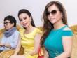"""Chị em Cẩm Ly - Minh Tuyết trở thành đối thủ trên """"ghế nóng"""""""