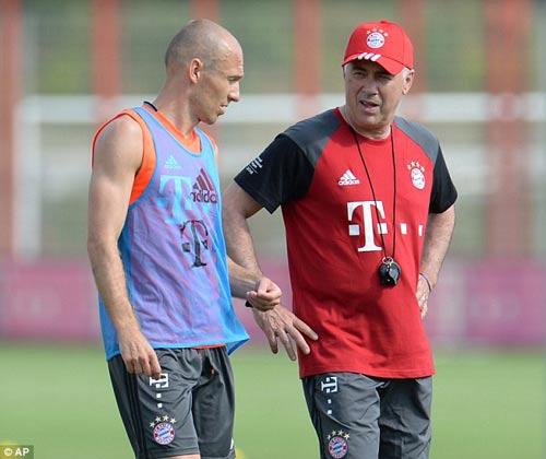 Bayern - Ancelotti tập buổi đầu: Thông điệp bóng đá đẹp - 4