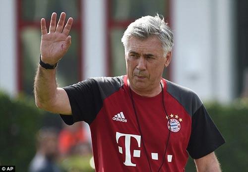 Bayern - Ancelotti tập buổi đầu: Thông điệp bóng đá đẹp - 1
