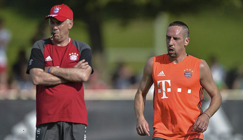 Bayern - Ancelotti tập buổi đầu: Thông điệp bóng đá đẹp - 3