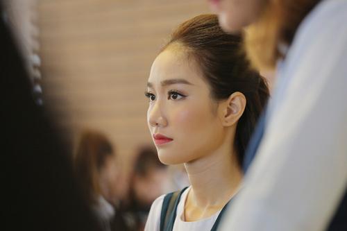 Em gái HH Diệu Hân nổi bật ở Hoa hậu Bản sắc Việt - 2