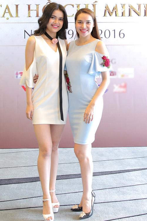 Em gái HH Diệu Hân nổi bật ở Hoa hậu Bản sắc Việt - 6