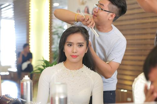 Em gái HH Diệu Hân nổi bật ở Hoa hậu Bản sắc Việt - 10