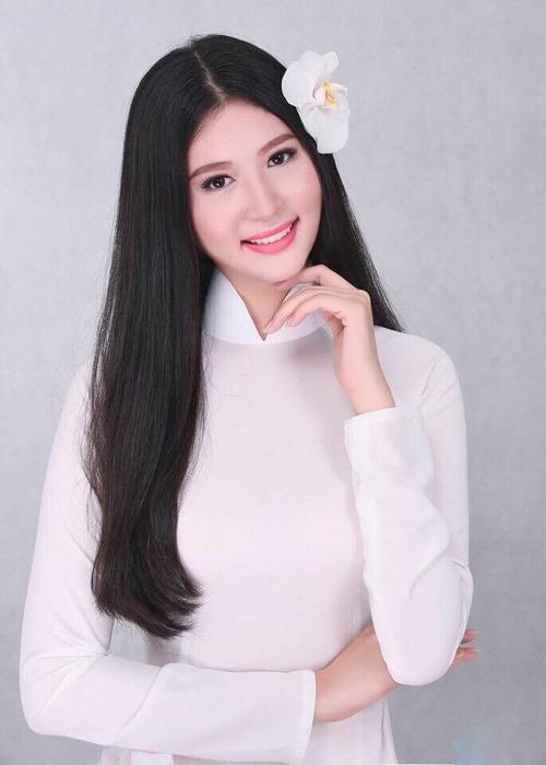 Cô gái Kiên Giang có số đo nổi bật nhất nhì Hoa hậu VN 2016 - 11