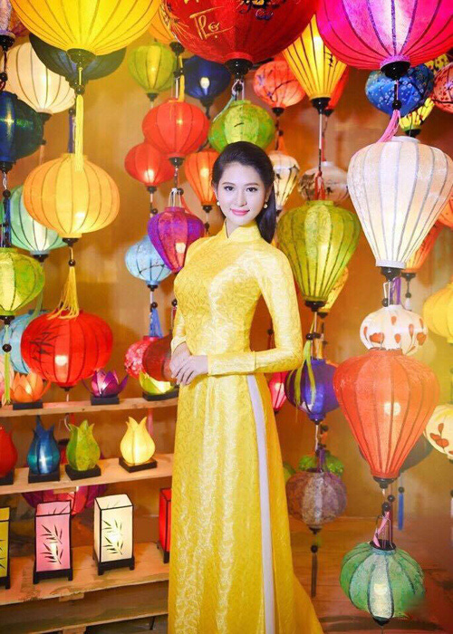Cô gái Kiên Giang có số đo nổi bật nhất nhì Hoa hậu VN 2016 - 10