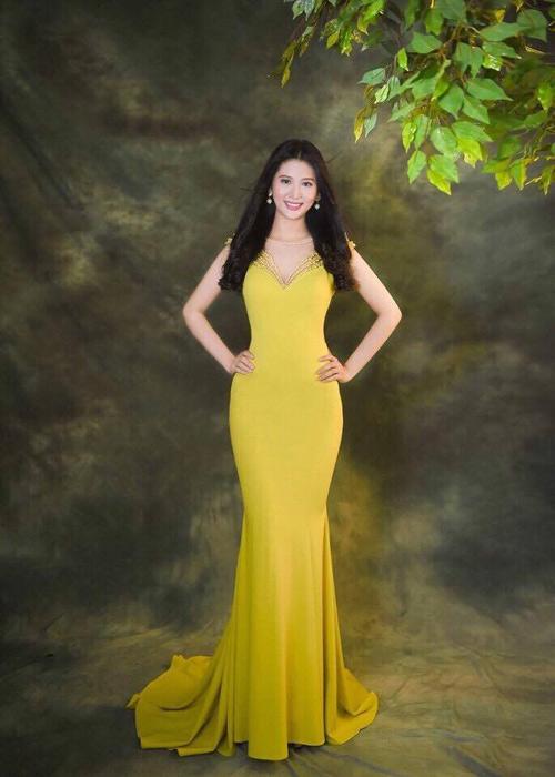 Cô gái Kiên Giang có số đo nổi bật nhất nhì Hoa hậu VN 2016 - 8
