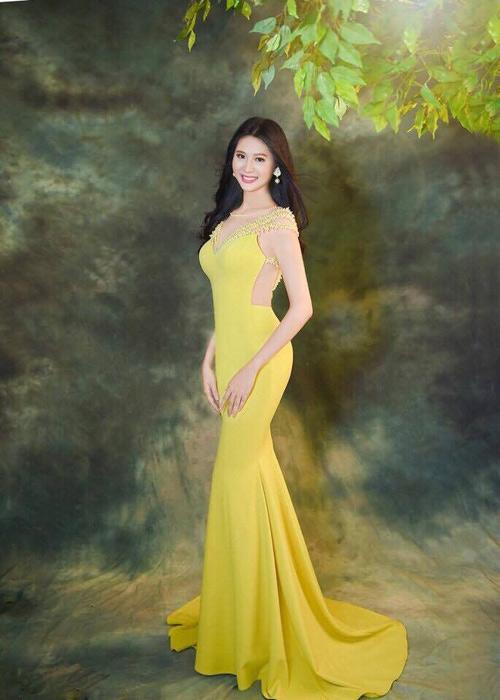 Cô gái Kiên Giang có số đo nổi bật nhất nhì Hoa hậu VN 2016 - 9