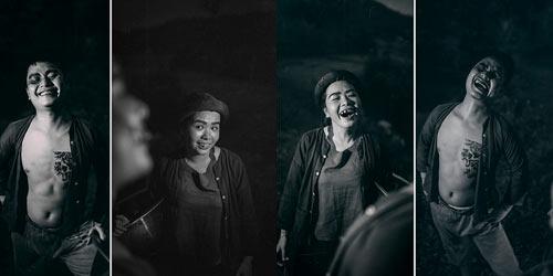 Cặp đôi cover ảnh Chí Phèo – Thị Nở như poster phim - 8