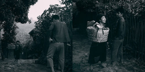 Cặp đôi cover ảnh Chí Phèo – Thị Nở như poster phim - 7