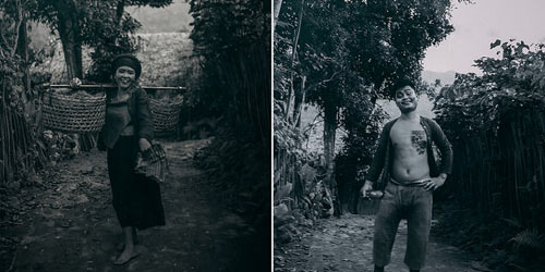 Cặp đôi cover ảnh Chí Phèo – Thị Nở như poster phim - 4