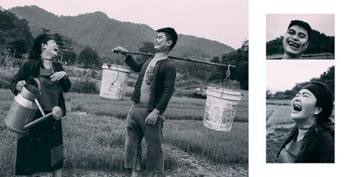 Cặp đôi cover ảnh Chí Phèo – Thị Nở như poster phim - 12
