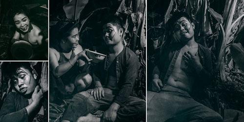Cặp đôi cover ảnh Chí Phèo – Thị Nở như poster phim - 11